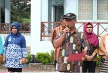 Pelantikan Pengurus Baru ORMAWA Fisip 2018